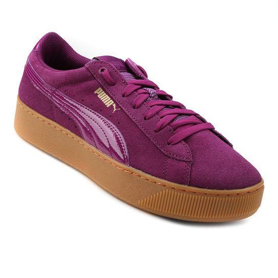 Tênis Puma {Cor Pura} | Shoes, Platform sneakers, Sneakers
