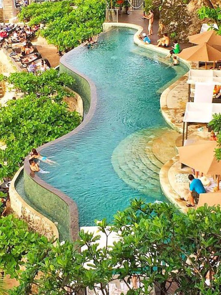 Pool Ideas, Swimming Pools, Outdoor Living, Yards, Pools, Plunge Pool,  Outdoor Life, Yard, Outdoors