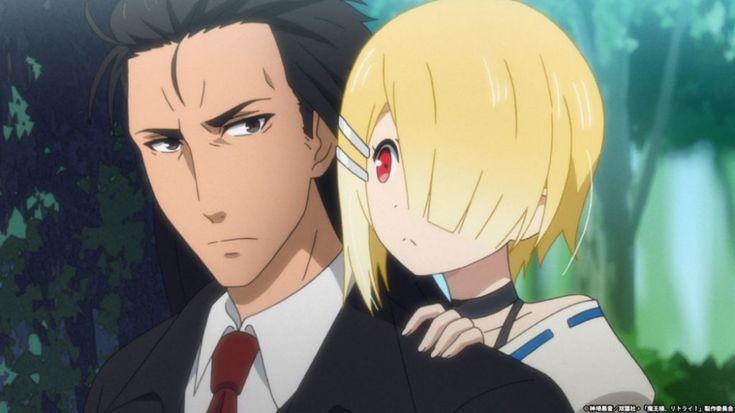 Maousama retry official anime trailer screenshot manga