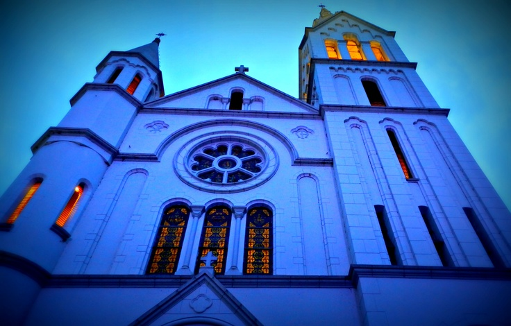 Igreja da Glória - Juiz de Fora/MG
