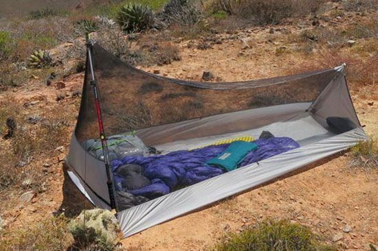 how to make a hammock tent