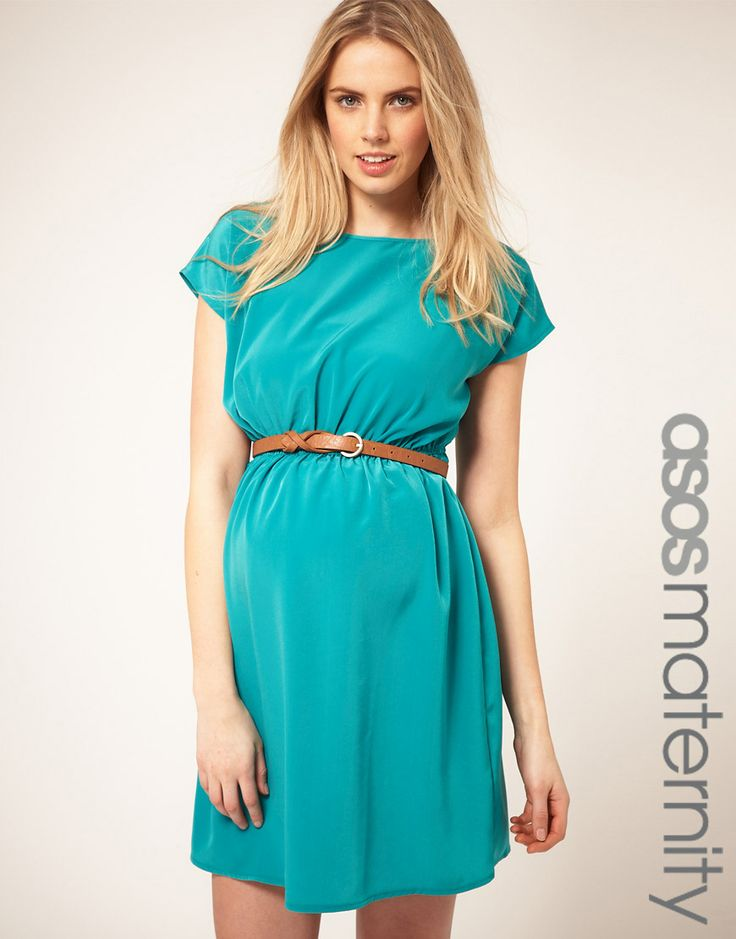 @Lisa Phillips-Barton Khudic, take a look at their website..ASOS Maternity Woven Dress