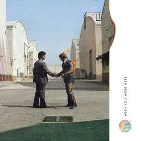 Pink Floyd / Wish you were here