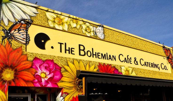 RECOMMENDED Restaurant: Bohemian Cafe, Kelowna, British Columbia. Great for brunch, lunch, and wonderful catering ideas.