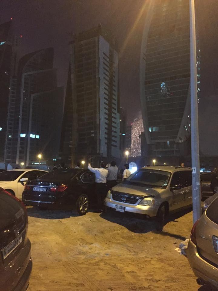 Revelion 2015 Dubai