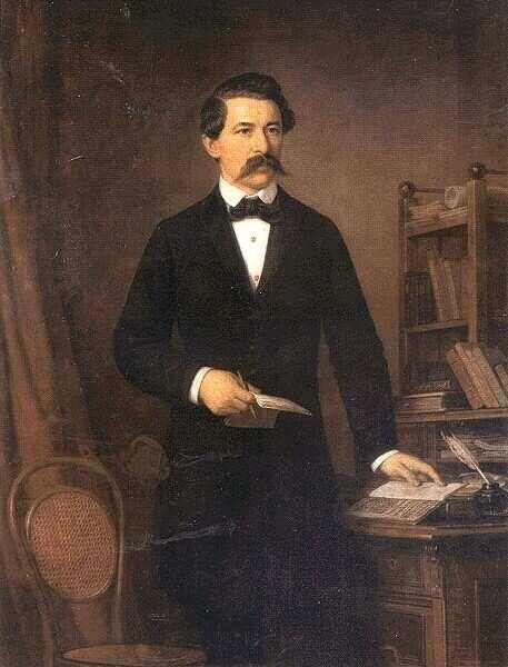 Arany János portréja