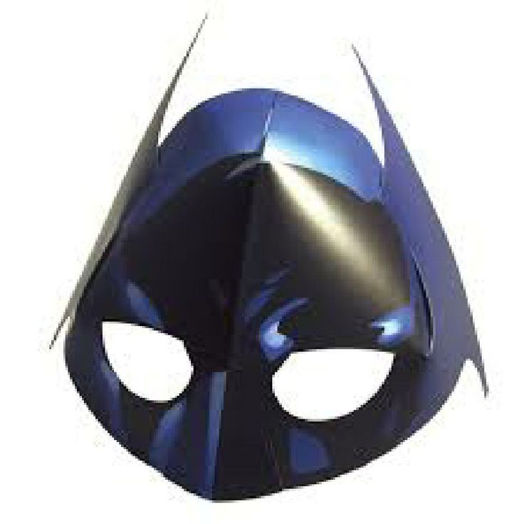 BATMAN FACE MASKS 4PK FAVOURS CHILDREN KIDS BOYS PARTY SUPPLIES CARDBOARD MASKS…