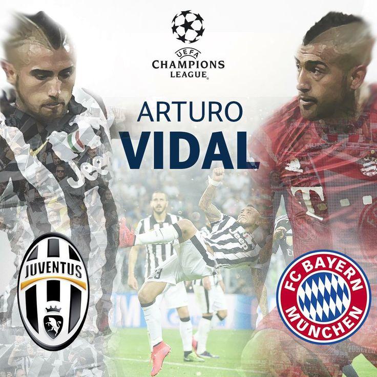 Arturo Vidal ❤️ #oldJuve #newBayern