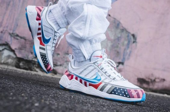newest e50c0 5a989 Get Ready For The Parra x Nike Air Zoom Spiridon Along with the Air Max 1