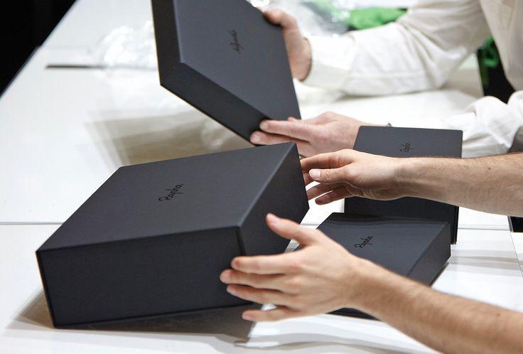 Progress Packaging Rapha Boxes Creative Luxury Bespoke Meeting