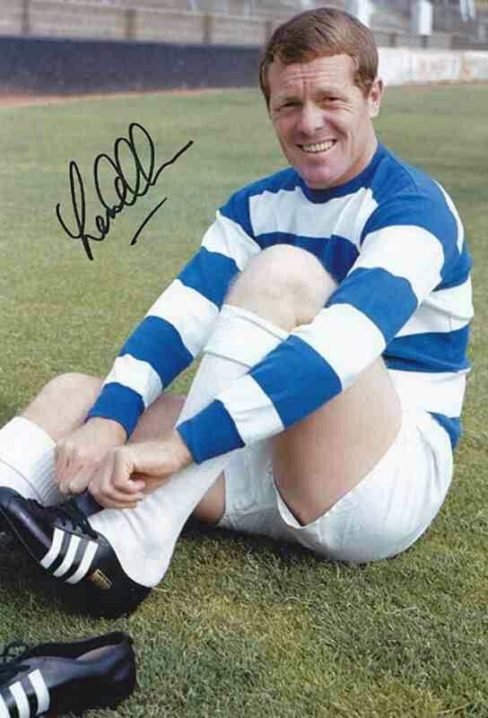 Les Allen of QPR in 1967.