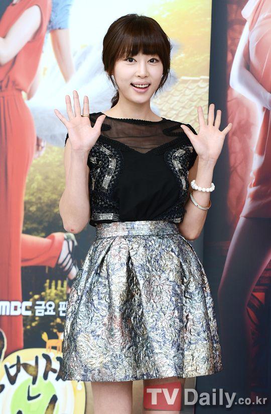 Kang Ye-won moves on the SM C&C