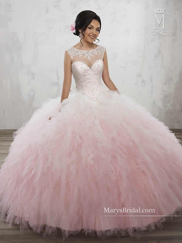 Vestidos Estilo Princesa Para 15 Marys Bridal En 2019