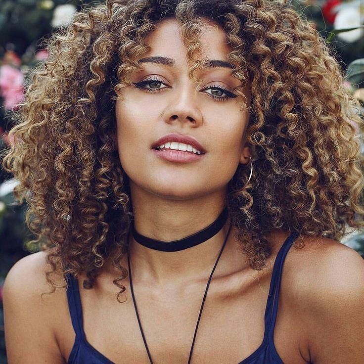natural curls ideas