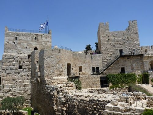 Archeologists believe they may have discovered the place where Jesus' trial before Pontius Pilate took place in Jerusalem.