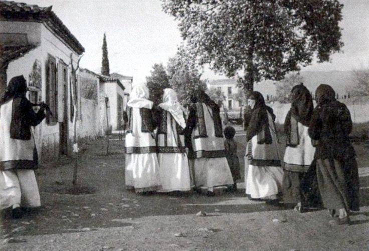 Arvanites of Eleusina