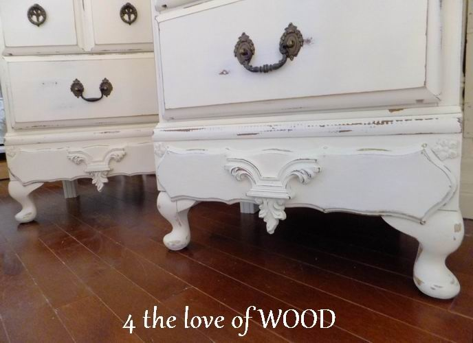 wood furniture appliques. 4 The Love Of Wood: GOLDEN ERA DEJA VU - Night Stands Wood Furniture Appliques