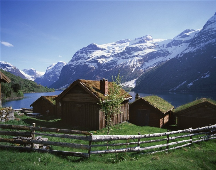 """Voyage itinérant en Norvège """"Magie des fjords"""" conçu par Nils en exclusivité sur http://voyages.taztravel.com/Voyages/Norvege/2012TAZNORVEGE10J_MAGIE_DES_FJORDS.html"""