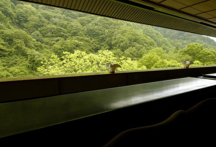 【緑霞山宿 藤井荘 / 長野県】【Ryokukasanshuku Fujiiso/ Nagano Province】