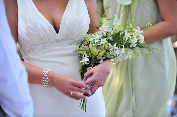 Custom made bridal jewellery by Meredith ~ mhoriginals.com.au ❤