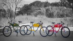 イタリアの老舗バイクメーカー Italjet が、新型電動アシスト自転車「Ascot」を「EICMA2014(ミラノショー)」で公開した。