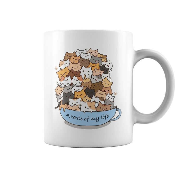 Omg, I found this very cute mug for us. Try it with me