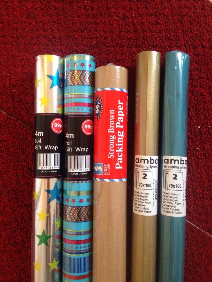 Gebraucht Brand new wrapping and packing paper in PR5 Bamber Bridge um £ 2,00 – Shpock