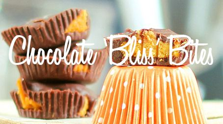 Try out these scrumptious Chocolate 'Bliss' Bites Featuring Liquid Bliss! Created by Natalie Collier, MScN Wish Garden Regional Educator, Texas