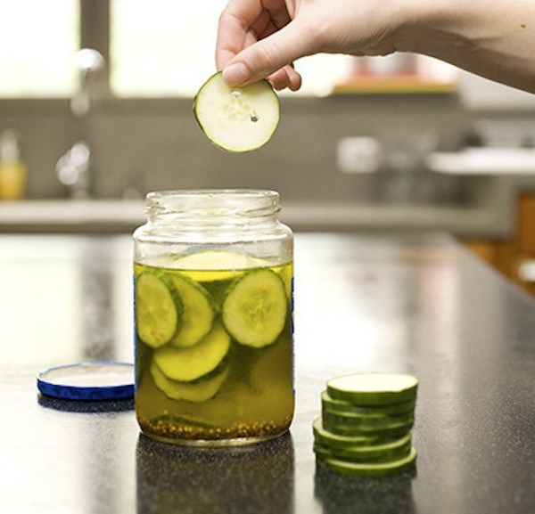 Reuse Leftover Pickle Brine