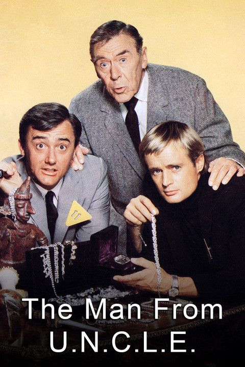the man from uncle tv show - Google Search