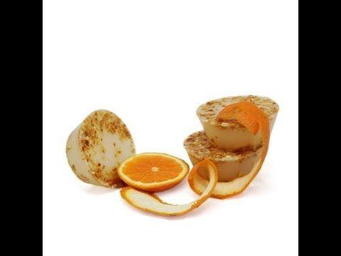 Hacer jabón de miel y naranja exfoliante | Hacer jabón