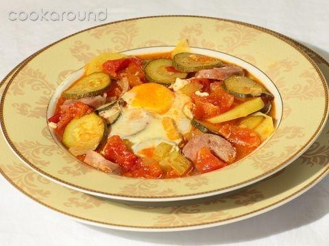 Zuppa di zucchine: Ricetta Tipica Molise   Cookaround