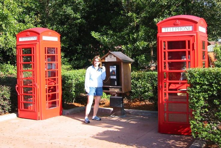 Update 6/5/13: Sadly, it's been reported for a couple of months now that the phone numbers are no longer working for these phone booths. As soon as we hear they're back in order – we'll let you know!! Have you ever noticed that there are three phone booths in the United Kingdom pavilion at Epcot? …