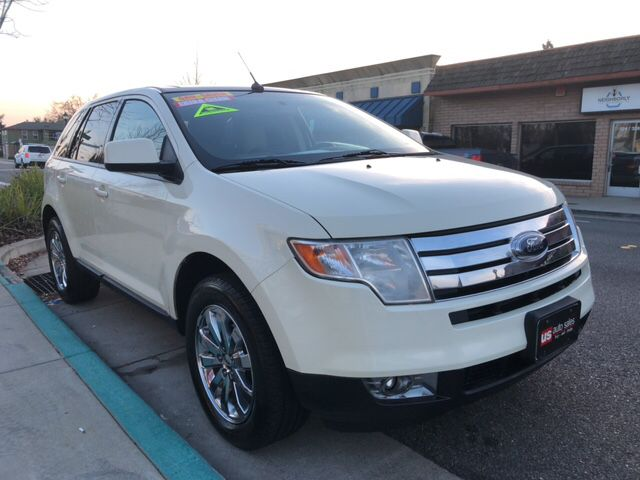 2008 Ford Edge Sel 4dr Crossover This Vehicle Has Stylish Body