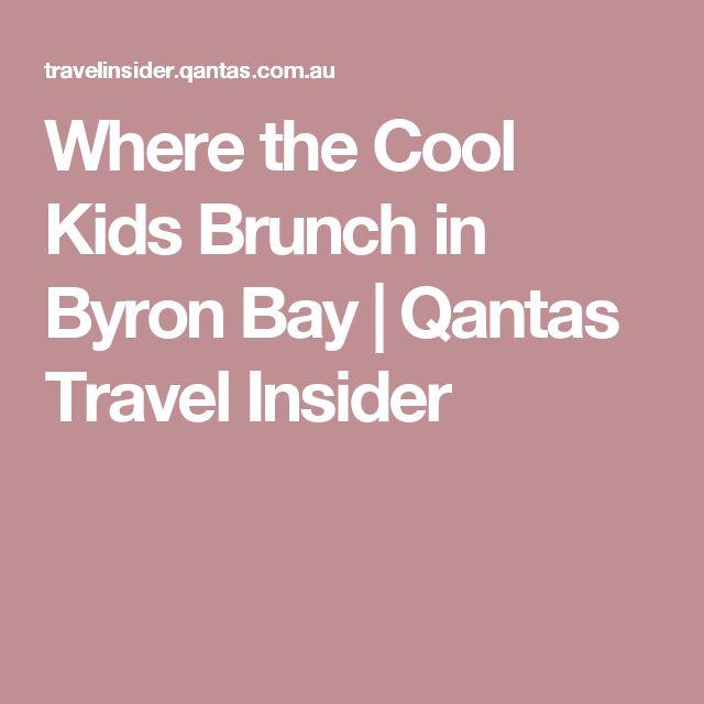 Where the Cool Kids Brunch in Byron Bay | Qantas Travel Insider