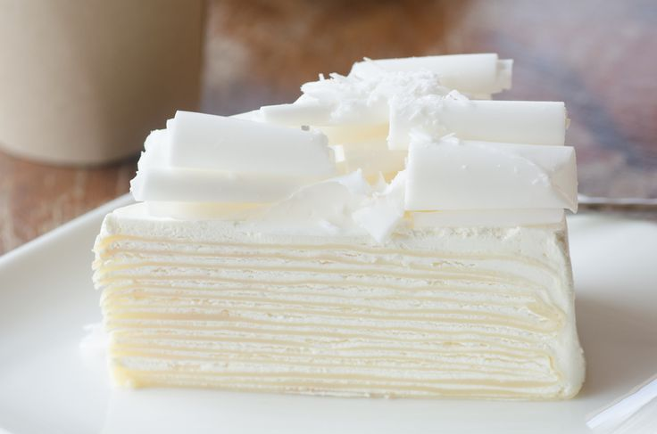 White Almond Cake - Looks Delicious: http://www.recipestation.com/white-almond-cake/
