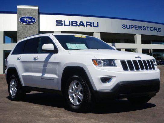 Sport Utility, 2015 Jeep Grand Cherokee 2WD Laredo with 4 Door in Surprise, AZ (85388)