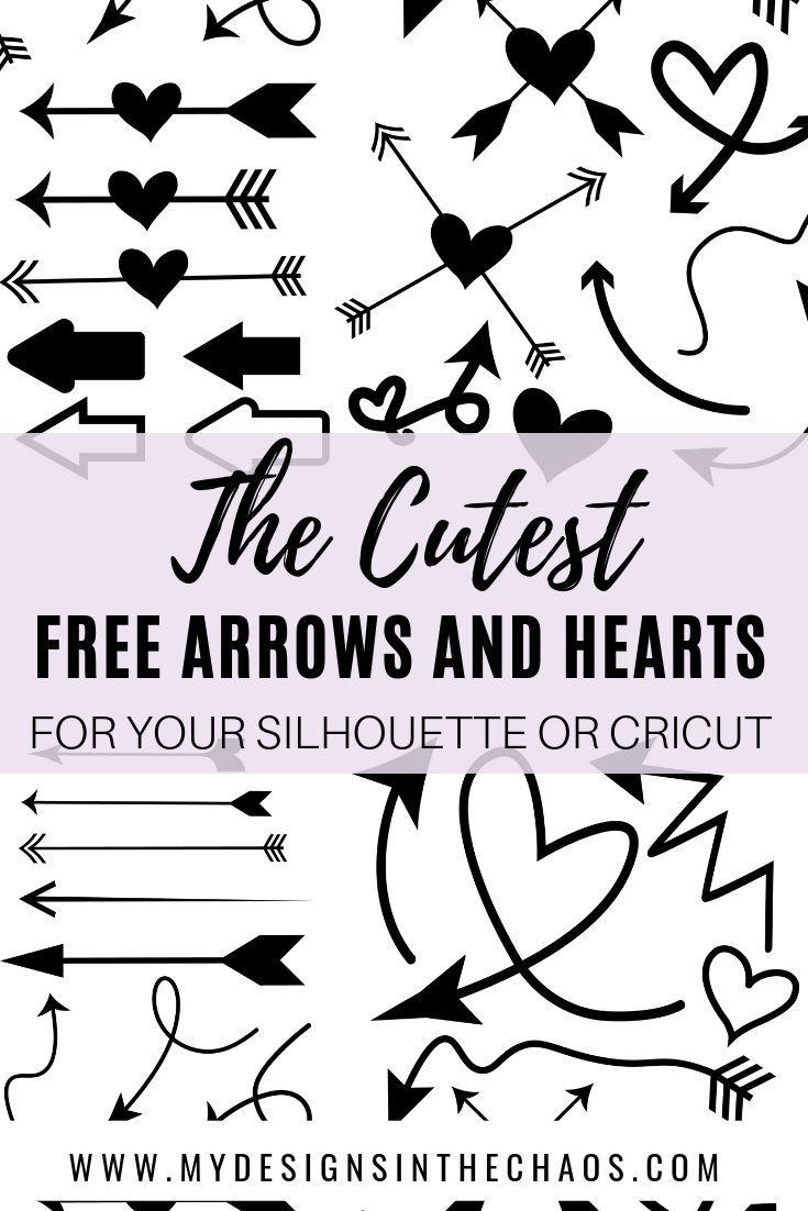 Download Free Arrow SVG Designs | Arrow svg, Cricut, Free