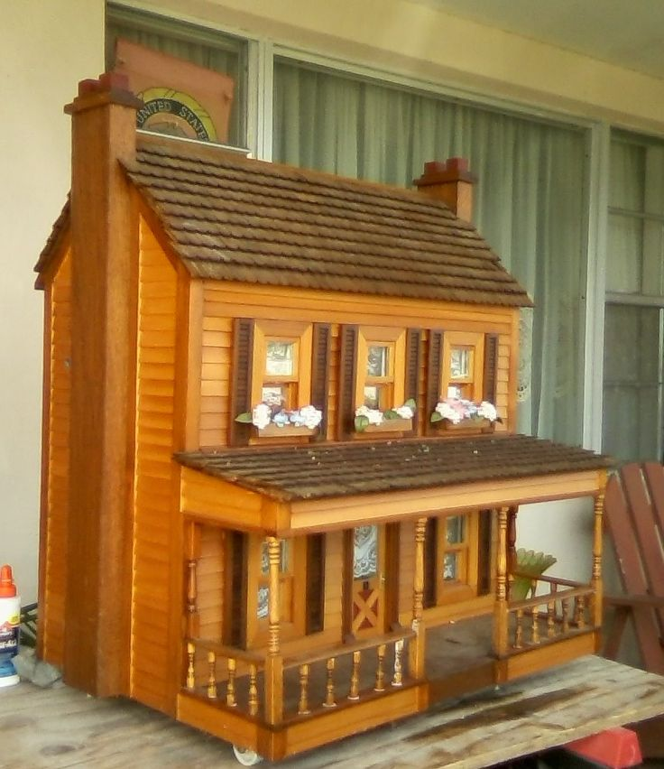 56 Best Haunted Doll House Images On Pinterest