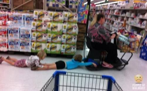 Meanwhile at Walmart (30 photos) - shop online:) http://www.AmericasMall.com