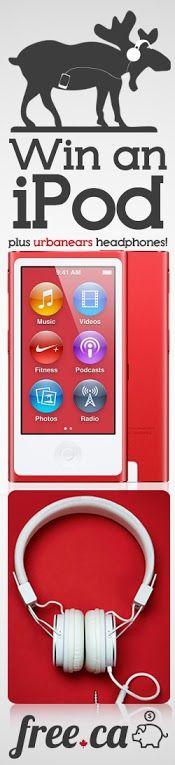 Win An iPod Nano