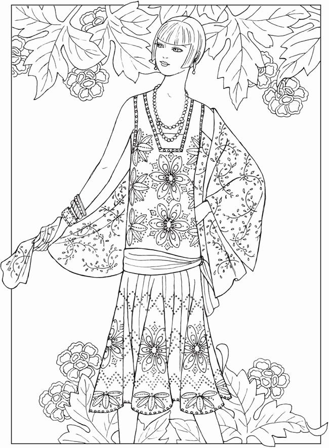 32 Dragon Age Adult Coloring Book in 2020 | Fashion ...