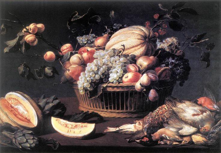 Натюрморт с фруктами (1616) (Антверпен, Rockox House)