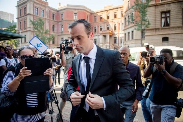 """It is going very well with Oscar Pistorius,"" the Department of Correctional Services says, as he marks one year in prison."