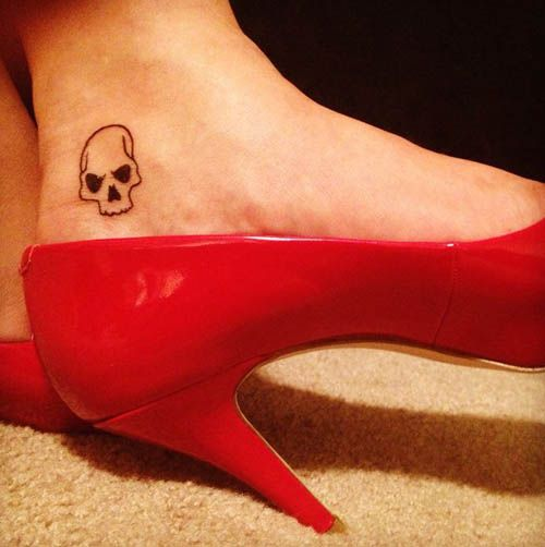9 Best Skull Tattoo Designs
