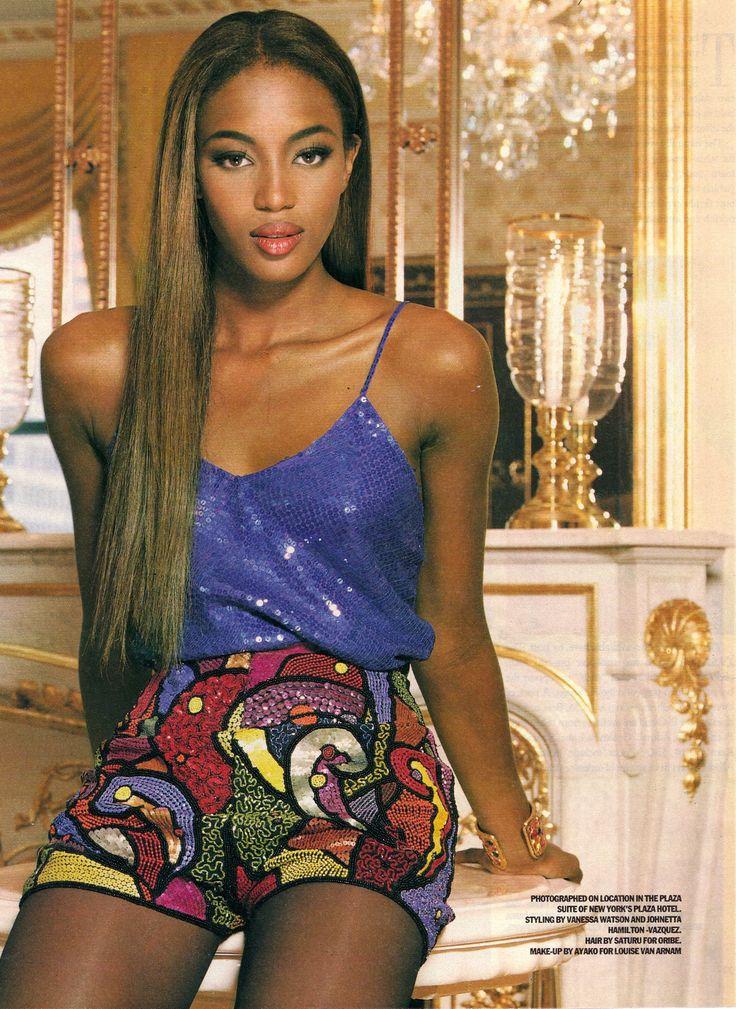 Naomi, The Sunday Express Magazine 1991