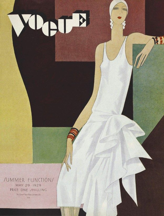British VOGUE      May 1929