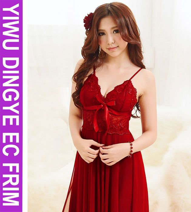 Cheap dress up beautiful girl, Buy Quality dress smile directly from China dress shell Suppliers: Ultra Sexy Red Lace Lingerie Womens Babydoll Nightwear Dress Underwear Intimates    1.material:Nylon+Spandex   2.Free S