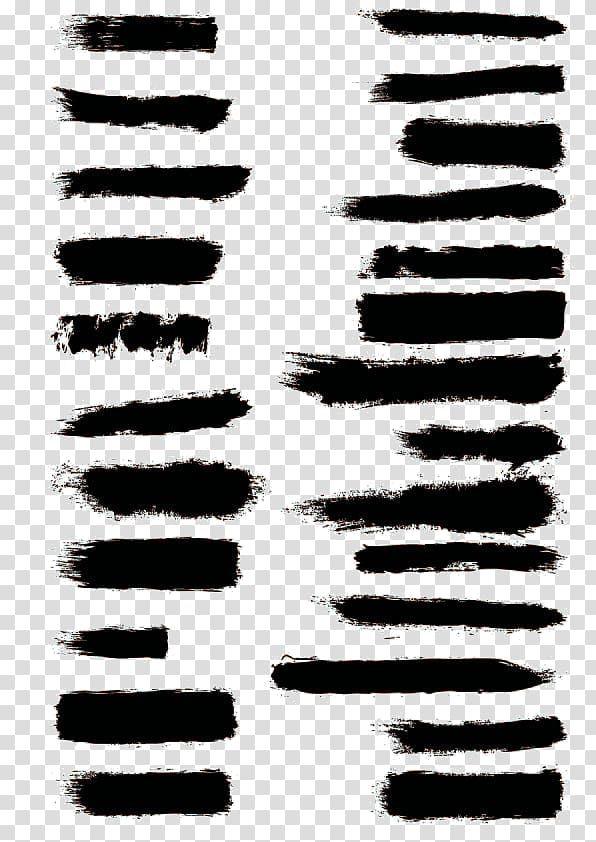 Black Brush Stroke Ink Brush Paintbrush Ink Lines Transparent Background Png Clipart Ink Brush Paint Splash Background Japanese Art Ink