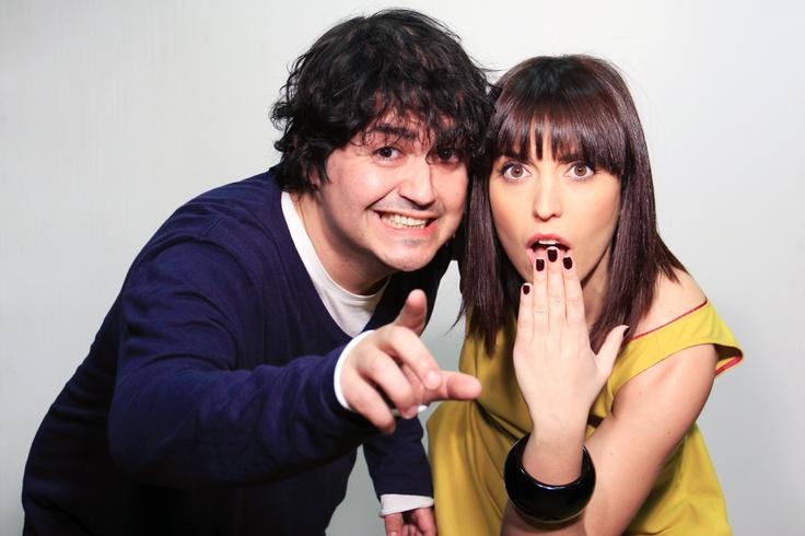 Fernando Alvim e Xana Alves - Prova Oral